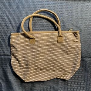 American Eagle 🦅🦅 Polka Dot Tote Bag